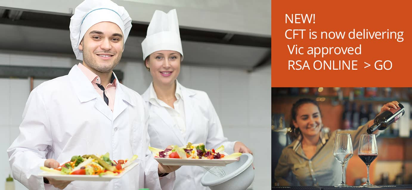 Accredited Food Safety Training RSA Certificates
